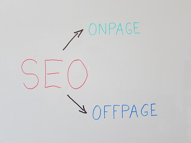 SEO ON OFF PAGE