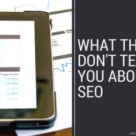 6 Important Things You Don't Know About SEO