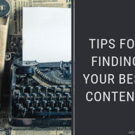 Finding content for your website: 7 winning strategies